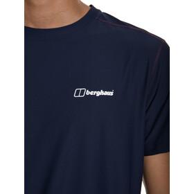 Berghaus 24/7 Tech Base SS Crew Tee Men dusk